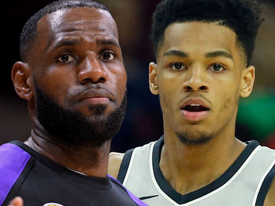 LeBron James Pissed About Dejounte Murray's Knee Injury, 'F*#% Man!'