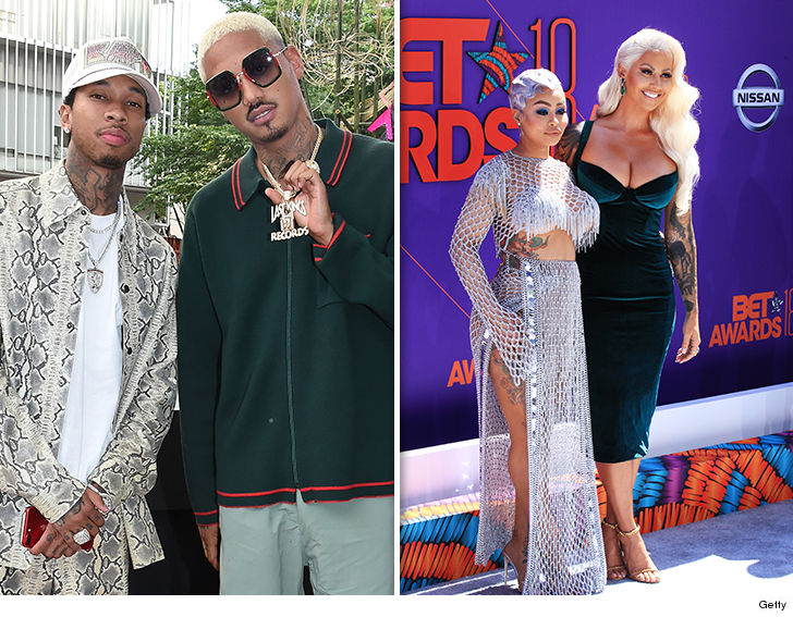 Who has amber rose dated in Perth