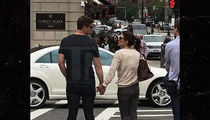 Bethenny Frankel Holding Hands and Kissing Mystery Man in Boston