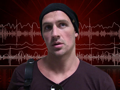 Ryan Lochte Car Crash 911 Call, 'I Rear-Ended the People In Front of Me'