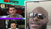 Conor McGregor Should Retire, Says UFC Star Derrick Lewis