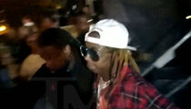 Lil Wayne Hauled Ass After Shooting Scare at Atlanta Show