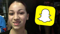 Danielle Bregoli Signs Reality Show Deal With Snapchat