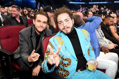 Zedd and Post Malone