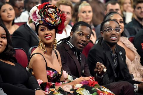 Cardi B, Offset and Quavo