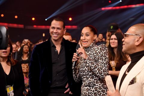 Alex Rodriguez and Tracee Ellis Ross