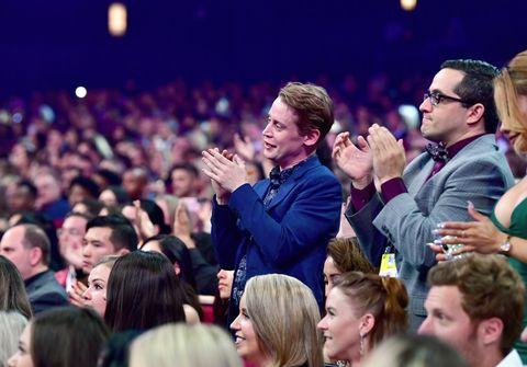 2018 American Music Awards Behind The Scenes Photo 7 Tmzcom