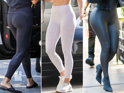 Ladies In Leggings -- Guess Who!