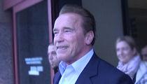 Arnold Schwarzenegger Regrets 'Girlie Men' Insults, 'Better to Not Say That'