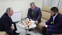 Vladimir Putin Congratulates Khabib On 'Worthy' Victory Over Conor McGregor