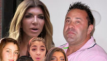 Teresa Giudice Won't Move Kids to Italy When Husband Joe is Deported