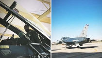 Cardinals' David Johnson Takes On (Fighter) Jets, Pray For Me!!