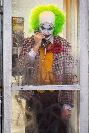 'Joker' Behind the Scenes