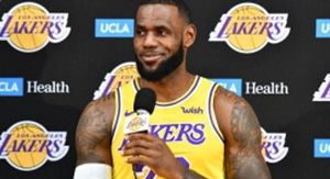 LeBron James Has Suprising Reaction To Idea Of Anthony Davis Joining Lakers