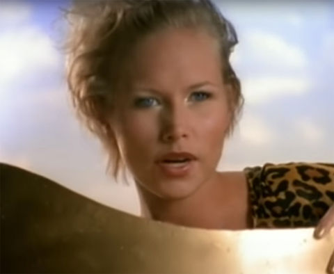 """Swedish Singer Nina Persson shot to stardom in the '90s when her band The Cardigans released hits like """"Lovefool"""" and """"My Favourite Game."""""""