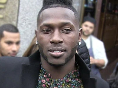 Antonio Brown On Furniture Throwing Lawsuit, 'I'm Innocent'