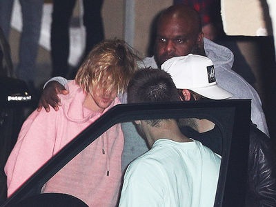 Justin Bieber Looking Distraught at Church Following Selena Gomez Mental Health News