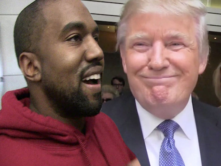 Kanye West Arrives at White House for Lunch with President Trump