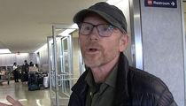 Ron Howard Calls for Law Enforcement to Probe President Trump's Tax Situation