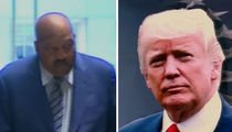 President Trump Praises Jim Brown, 'Would Be Highest Paid NFL Player Right Now'