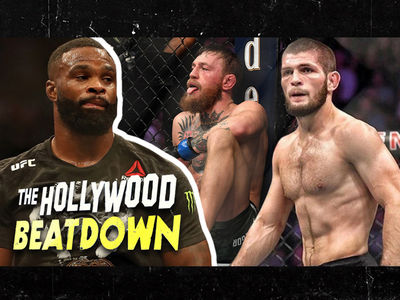 Tyron Woodley Says Khabib's Friends Won't Get Fired, At Least Not Yet
