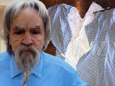 Charles Manson's Bone Fragments Headed to Haunted Museum