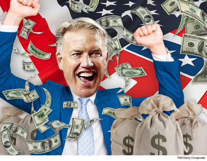 John Elway Donating Big Money to Republican Candidates Ahead of Midterm Elections