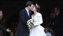 Princess Eugenie's Royal Wedding Brings Out Big Celebs and Great Booze