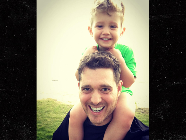 Michael Buble Quits Social Media and Maybe Show Business as Well
