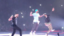 Drake Brings LeBron James on Stage During L.A. Concert