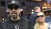 Ice-T and Coco Bristle at Being Compared to Kim Kardashian West and Kanye West