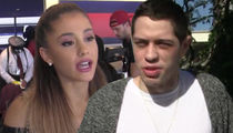 Ariana Grande and Pete Davidson's PDA at 'SNL' was the Couple in Desperation