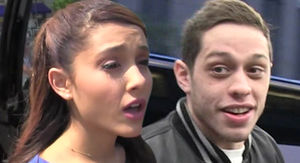 Ariana Grande Returns Pete Davidson Engagement Ring, But Will Keep Pet Pig