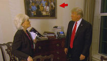 Trump's 'Republican Club' Painting on '60 Minutes' is a Hot Commodity