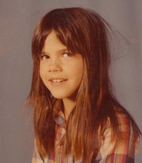 Before this brown-eyed girl was an actress with some cruel intentions, she was just another little lady growing up in Southfield, MI.