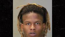 Ex-College Football Star Justin Crawford Arrested for Incest, Sodomy