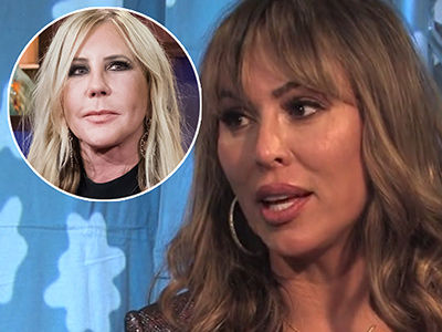 Kelly Dodd LASHES OUT at Vicki Gunvalson: 'She's So Hypocritical In Every Sense of Her Being!'