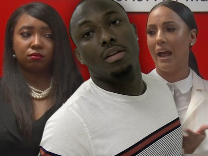 LeSean McCoy Accusers Suing NFL Star For More Than $13 Million