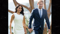 Prince Harry and Meghan Markle All Smiles On Heels of Pregnancy News