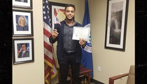 MLB Superstar Nelson Cruz Becomes U.S. Citizen