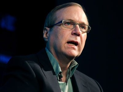 Microsoft Co-Founder and Seahawks Owner Paul Allen Dead at 65