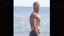 Trevor Donovan Rescues Puppy While Shooting Movie at Lake Havasu