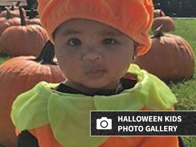 Khloe's Pumpkin Photoshoot of Baby True Is ADORABLE -- ALL the Precious Pics!