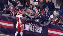 Cops ID Patriots Fan Who Threw Beer, Will Be Charged With Crimes