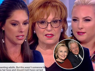 See Why 'The View' Unloaded on Hillary for Saying THIS About Monica Lewinsky