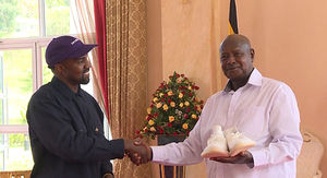 Kanye West Tells President of Uganda He Wants to Turn It Into 'Jurassic Park'