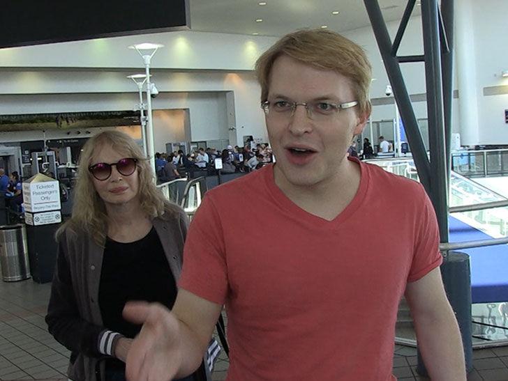 Ronan & Mia Farrow Trump Needs to Get Tough On Saudis Over Slain Saudi Journalist