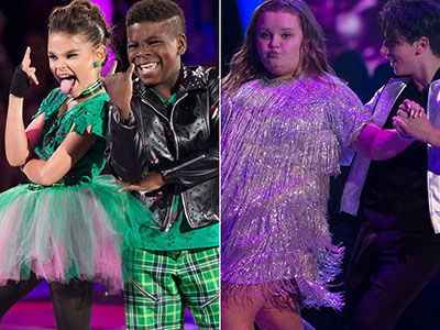 Honey Boo Boo Is All SASS and No DANCE on 'Dancing with the Stars: Juniors,' But Did She Go Home?
