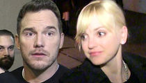 Chris Pratt and Anna Faris Officially Sign Off on Divorce