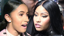 Cardi B's Team Locked in Battle Over New Single's Lyrics About Nicki Minaj